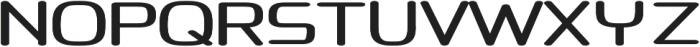 Atlas regular otf (400) Font UPPERCASE