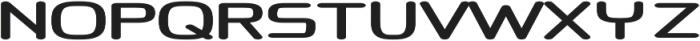 Atlas regular otf (400) Font LOWERCASE