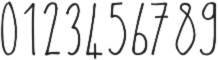 Atom otf (400) Font OTHER CHARS
