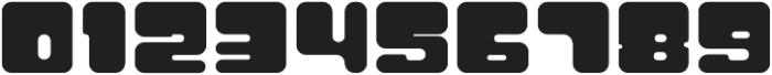 Atomic Blip Regular otf (400) Font OTHER CHARS