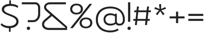 Atures 300 otf (300) Font OTHER CHARS