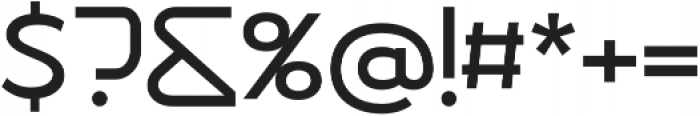 Atures 500 otf (500) Font OTHER CHARS