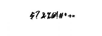 AtteThi.ttf Font OTHER CHARS