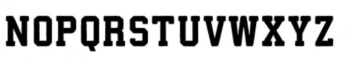 Athletico Black Font UPPERCASE