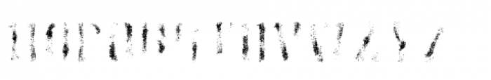 Athletico Dirt Font LOWERCASE