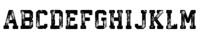 Athletico Regular Font LOWERCASE