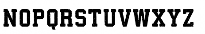 Athletico Two Font UPPERCASE