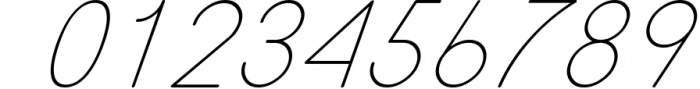 ATLAS clean modern sans typeface. 1 Font OTHER CHARS