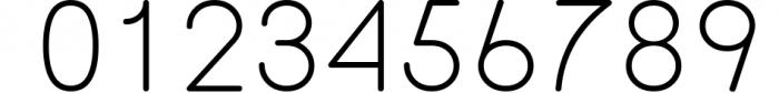 ATLAS clean modern sans typeface. 2 Font OTHER CHARS