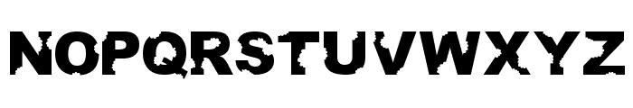 AteUpWithDumbAss Font LOWERCASE