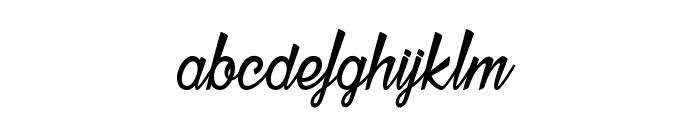 Atelier Omega  Font LOWERCASE