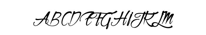 Atelier du Machiniste Font UPPERCASE