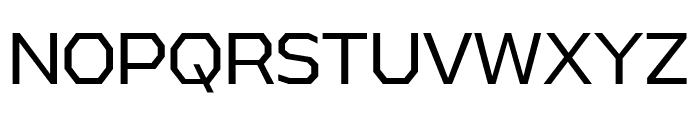 AthabascaBk-Regular Font UPPERCASE