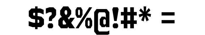 AthabascaCdEb-Regular Font OTHER CHARS