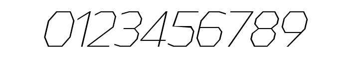 AthabascaCdEl-Italic Font OTHER CHARS