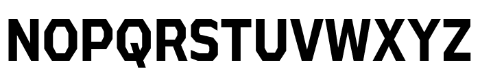 AthabascaCdRg-Bold Font UPPERCASE