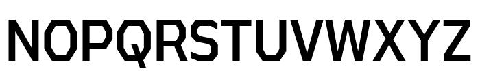 AthabascaCdRg-Regular Font UPPERCASE