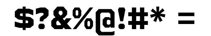 AthabascaEb-Regular Font OTHER CHARS