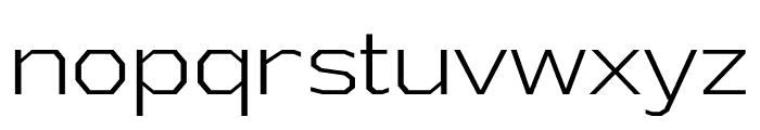 AthabascaLt-Regular Font LOWERCASE