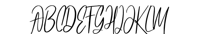 Athen Font UPPERCASE