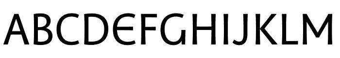Athena Ruby Font LOWERCASE