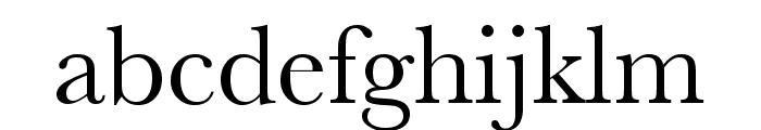 Athena Unicode Font LOWERCASE