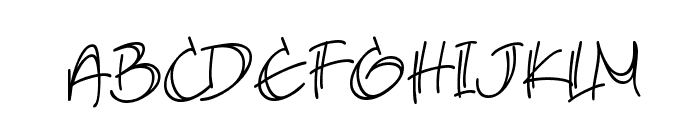 AtlandSketches BB Font UPPERCASE