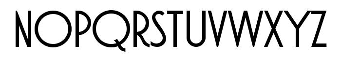 Atlantic Cruise Font UPPERCASE