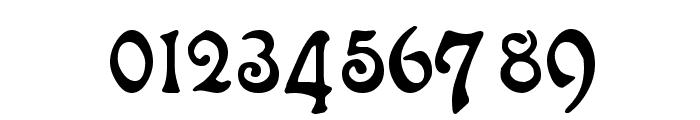 Atlantis Medium Font OTHER CHARS