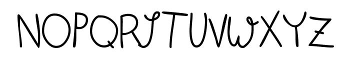 Atman Regular Font UPPERCASE