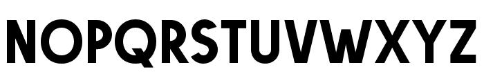 Atomic Md Font UPPERCASE