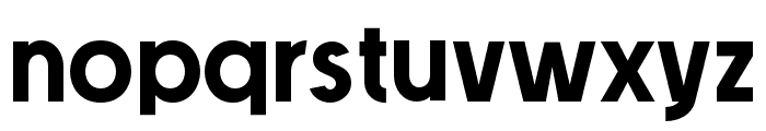 Atomic Md Font LOWERCASE