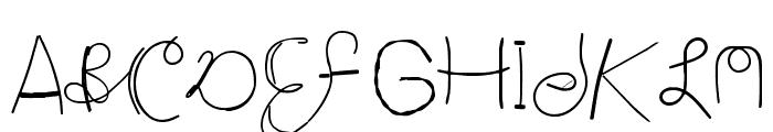 AtomicVegasSeasnakes Font UPPERCASE