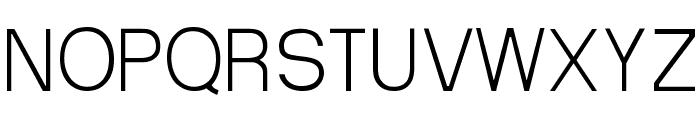 Atrian 1 Font UPPERCASE