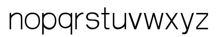 Atrian 1 Font LOWERCASE