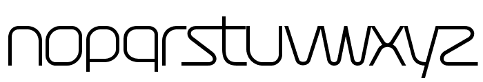 Atures 300 PERSONAL USE ONLY Font LOWERCASE