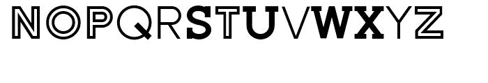 AT Move Altera Regular Font LOWERCASE