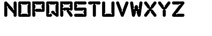 AT Move Art Regular Font LOWERCASE