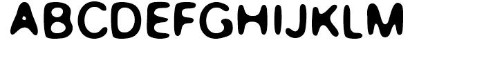 Atom ic Suck Font UPPERCASE
