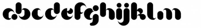 AT Brushure Font LOWERCASE