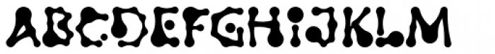 AT Move Quipo Font LOWERCASE