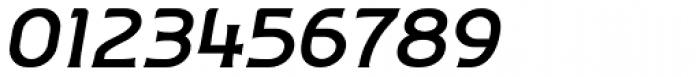 Ata 66 Medium Slant Font OTHER CHARS