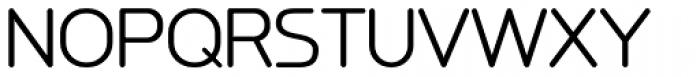 Ata Rounded 45 Light Font UPPERCASE