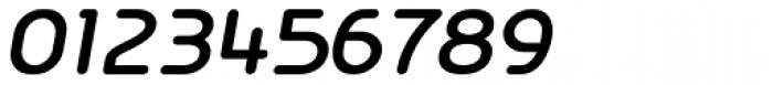 Ata Rounded 66 Medium Slant Font OTHER CHARS