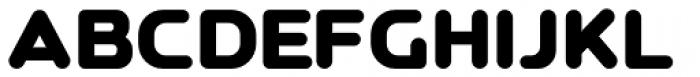Ata Rounded 95 Black Font UPPERCASE