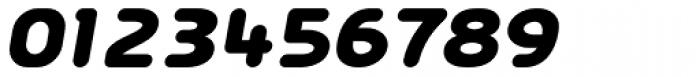 Ata Rounded 96 Black Slant Font OTHER CHARS