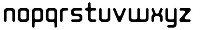 Ataribaby Light Font LOWERCASE