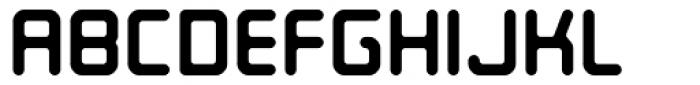 Ataribaby Regular Font UPPERCASE
