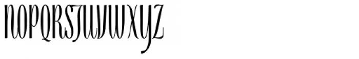 Athellia Font UPPERCASE