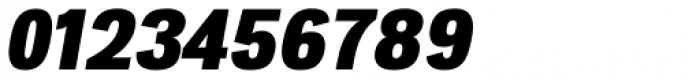 Atiga Black Italic Font OTHER CHARS